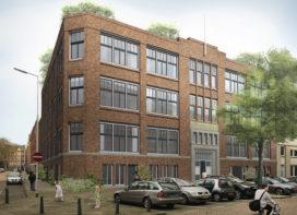 Mei architects transformeert Confectiefabriek Rotterdam