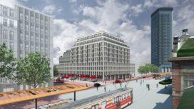 Nieuwe bestemming voor belastingkantoor in Den Haag