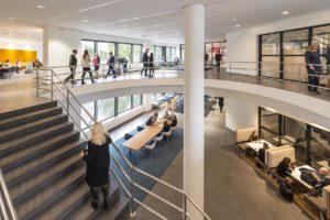 Herinrichting Hoofdkantoor Randstad – OTH & Quist Wintermans