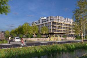 Transformatie oud-kantoor Rijkswaterstaat Den Bosch van start