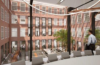 Plannen voor nieuw stadhuis Leiden