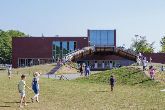 Sterrenschool De Ruimte – architecten |en|en