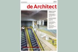 Stedelijke Transformatie in de Architect mei 2017