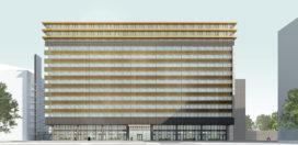 City Pads transformeert Europahuis naar huurwoningen
