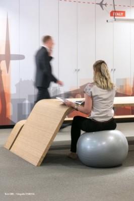 Mensen presteren gemiddeld 10 procent beter in een gezondere werkomgeving