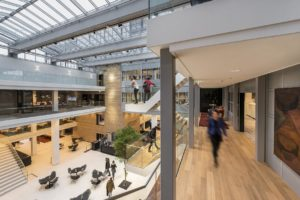 Interieur kantoor Aegon Leeuwarden – OTH