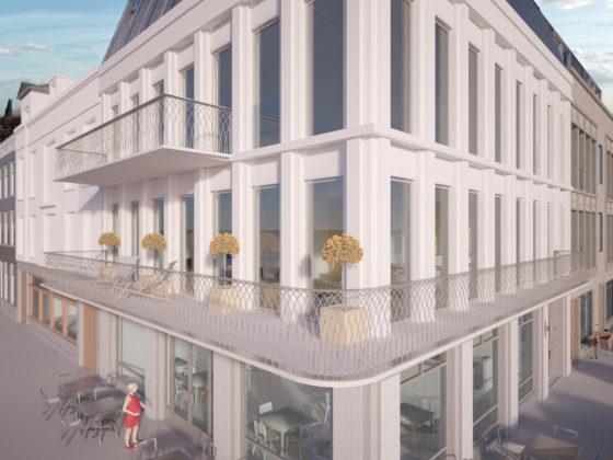 Balkon appartementen 560x420