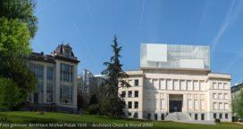 Multimediale reis in Huis van de Europese geschiedenis door Kossmann.dejong