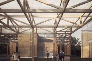 Londen Festival of Architecture 2017 – Dulwich Pavilion