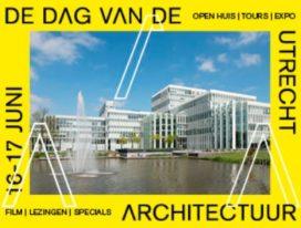 Update: Utrecht / Dag van de Architectuur 2017