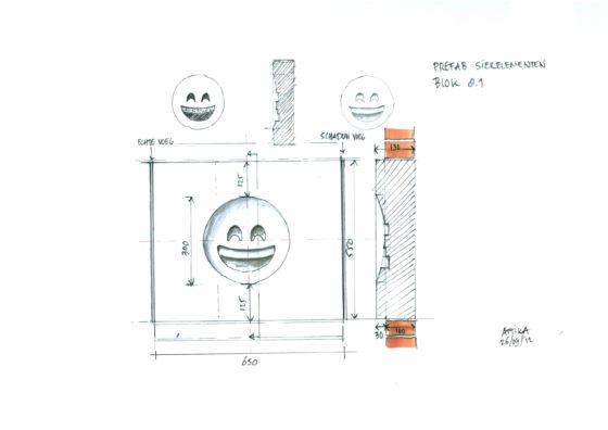 Emoticon first sketches 560x396