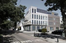 Bouwstart Noordsingel Lofts door artisan architects en New Industry