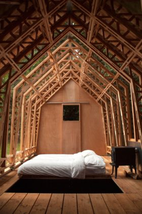 Garden house interior beds caspar schols 280x420