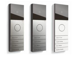 Gira System 106: nieuwe designs en functies aan de deur