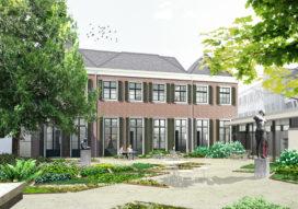 Opening Musea Zutphen in Hof van Heeckeren