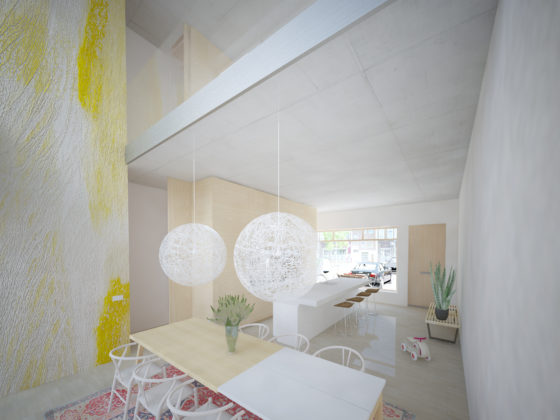 Interieur stadswoning type d   keuken 1 560x420