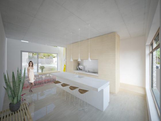 Interieur stadswoning type d   keuken 2 560x420
