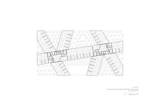 Oficinas consejerias jjaa sevilla dise%c3%b1o plano cruz y ortiz arquitectos cyo 11 planta despachos 1300x864 560x372