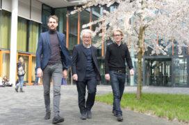 Twee nieuwe partners voor Rudy Uytenhaak + Partners Architecten