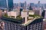 Skypark Mongkok Hongkong – concrete