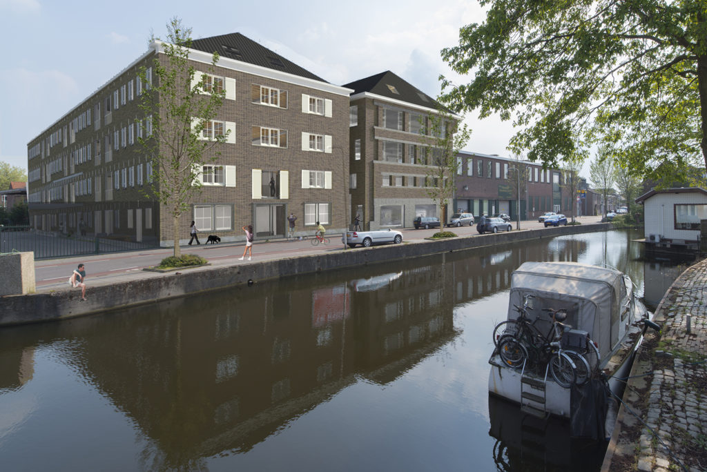 Het Kaaspakhuis door Mei architects and planners