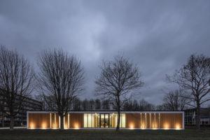 ARC17 Architectuur: Vrijstaand Zorgpaviljoen Hendrik-Ido-Ambacht – Studio AAAN