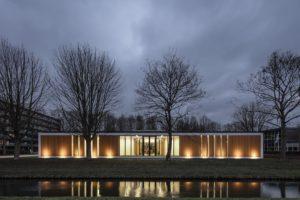 Zorgpaviljoen Hendrik-Ido-Ambacht – studio AAAN