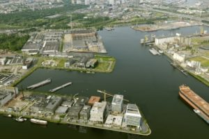 Amsterdam ontwikkelt nieuwe woonwijk Haven-Stad