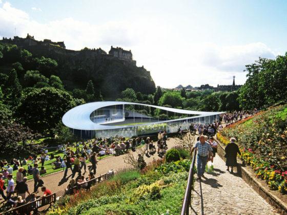 BIG Ross Pavilion Comp Edinburgh