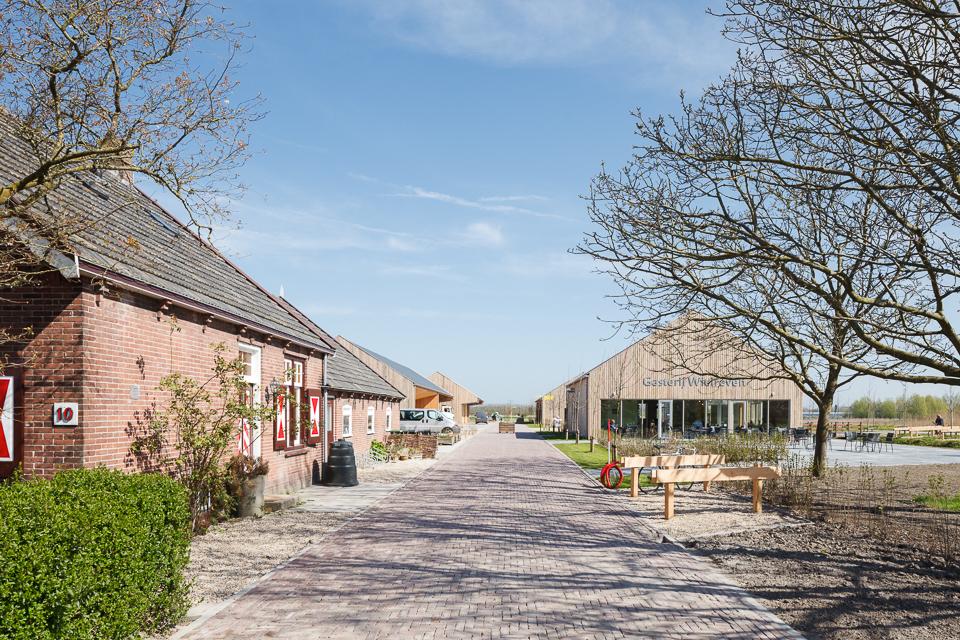 Hoeve Wielrevelt op landgoed Haarzuilens door JDdV architecten (Foto: JDdV architecten)