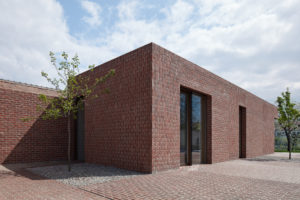 Brick Garden & House – Jan Proksa Architekt