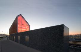 ARC17: Voorzieningengebouw Noord-Zuidlijn – MOPET architecten