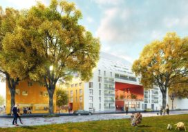 Wooncomplex Bordeaux door MVRDV en Flint