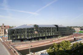 Nieuw stadskantoor Delft geopend