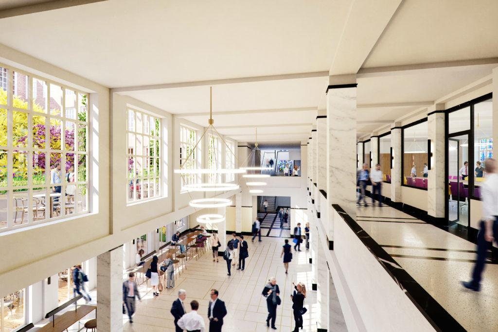 Hof van Leiden door Office Winhov