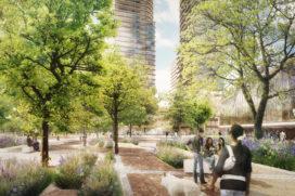 Update: Powerhouse Company & ZUS winnen Stationsplein Eindhoven met plan 'District E'