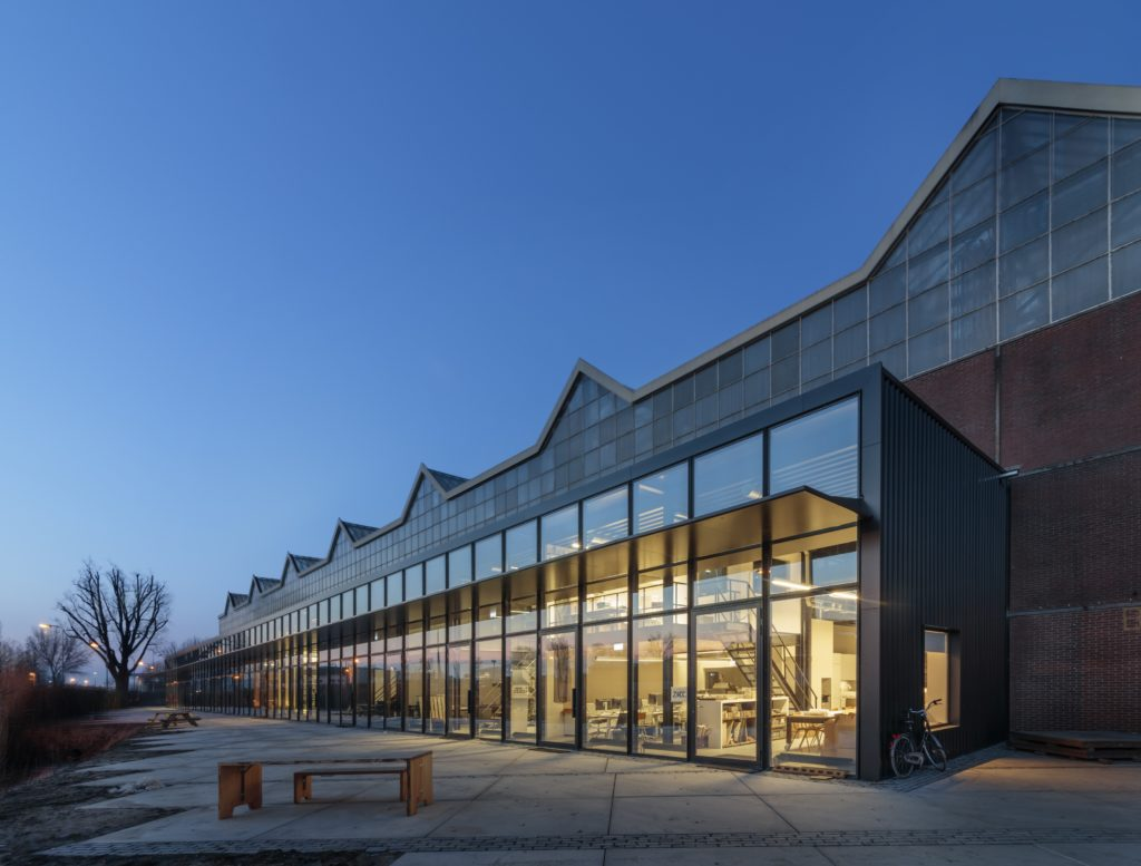 Herbestemming Werkspoorkathedraal | MONK architecten (Foto: Peter Cuypers)