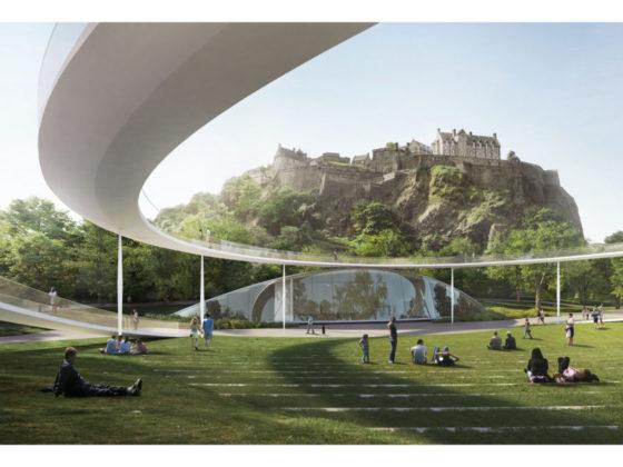 William Matthews Ass Ross Pavilion Comp Edinburgh