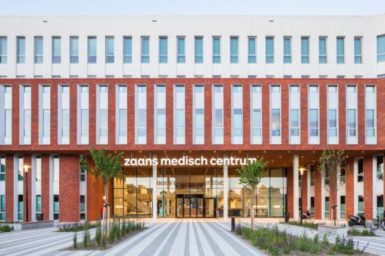 Zaans medical center photo mecanoo 3 560x373