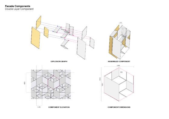 Diagram double layer component 560x396