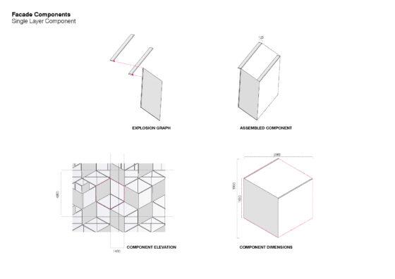 Diagram single layer component 560x396