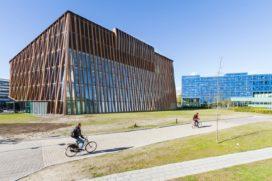 Energy Academy Europe beste nieuwe gebouw van Groningen