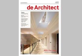 de Architect juni 2017 over werkomgeving