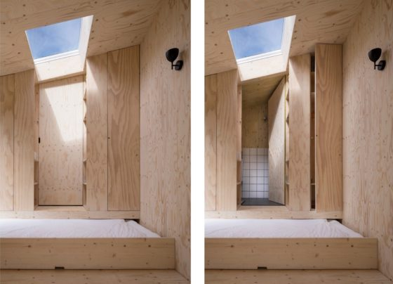 Tuinhuis de hoek laura alvarez architecture de architect for Interieur 404
