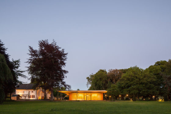 11 st gerlach pavilion and manor farm photo by mecanoo architecten 560x373