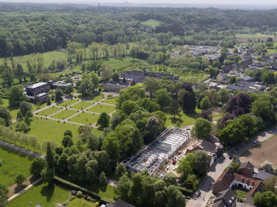 12 st gerlach pavilion and manor farm mecanoo architecten photo by air vision 2016 560x420