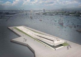 Agendatip: Een Vrijheidsbeeld voor Amsterdam op de kop van Java Eiland