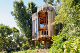 Blog – Paarman Treehouse in het Zuid-Afrikaanse Constantia