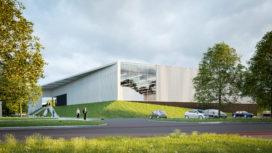 Duurzame sportaccommodatie voor KV Wageningen