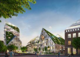 Eindhoven kiest MVRDV's Nieuw Bergen